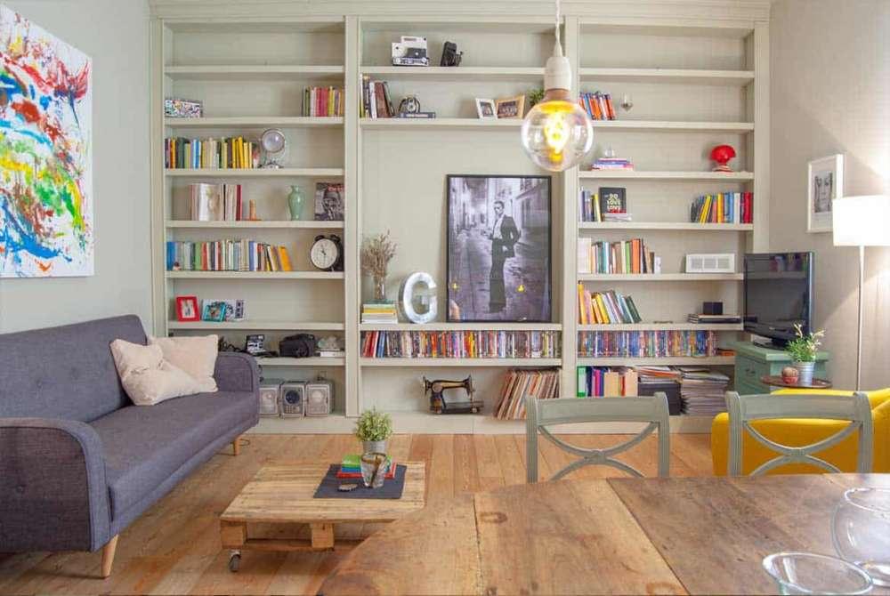 Progetto di allestimento per un appartamento a roma deda for Appartamento design roma