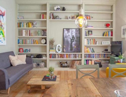 Progetto di Relooking per un appartamento a Roma