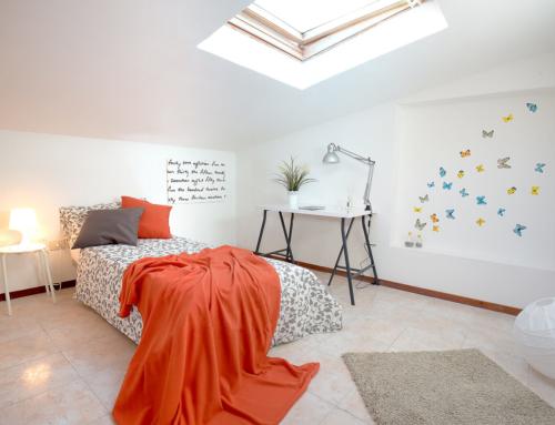 Progetto di allestimento per una villa in Ardea (RM)