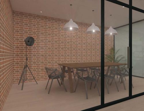 Interior design per un ufficio